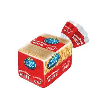 Lusine  Sliced White Bread 275g