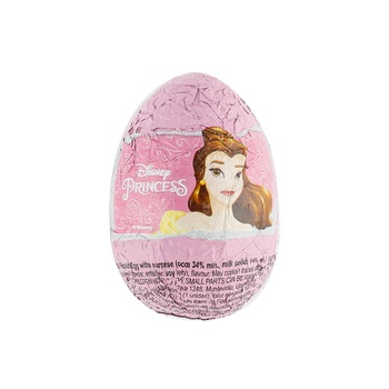 Zaini Disney Egg Princess 20g