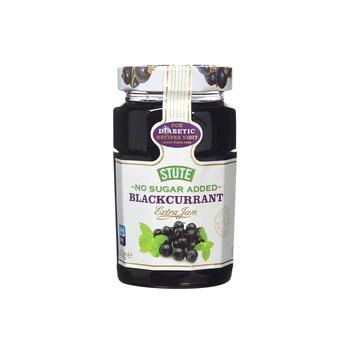 Stute diet jam black currant 430g