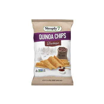 Simply 7 Chips Quinoa Barbeque 99g