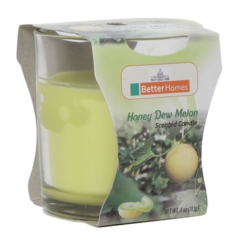 Better Homes Honey Dew Melon Candle 4Oz