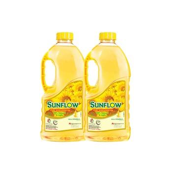 Sunflow Sunflower Oil 1.5 ltr Pack Of 2