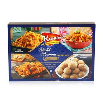 Kamlesh Premium Namkn Gift Box 720g