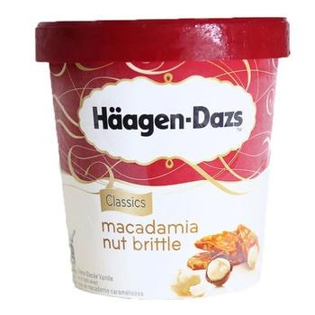 Haagen Dazs Macadamia Nut 500 Ml