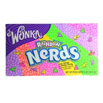 Wonka Nerds Rainbow 14 1.7g