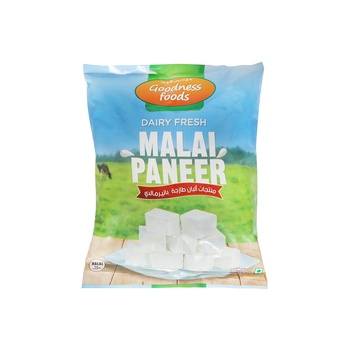 Goodness Food Paneer Cube 1kg