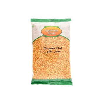 Goodness Foods Chana Dal 1kg