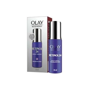 Olay Night Serum: Regenerist Retinol 24 Serum 30ml