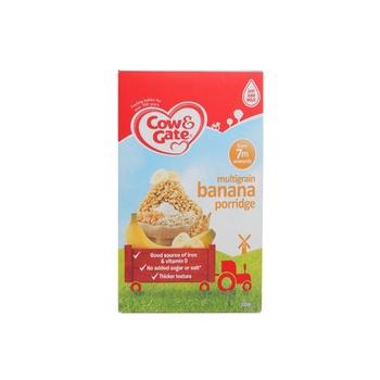Cow & Gate M.Grain Banana Porridge 200g