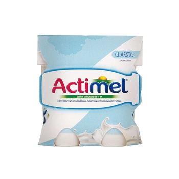 Actimel Classic Dairy Drink Multi Pack 4 X 93 ml