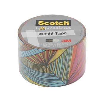 3M Scotch Expression Washi Tape