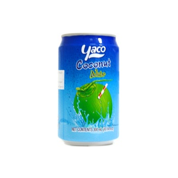 Yaco Coconut Water 300 ml