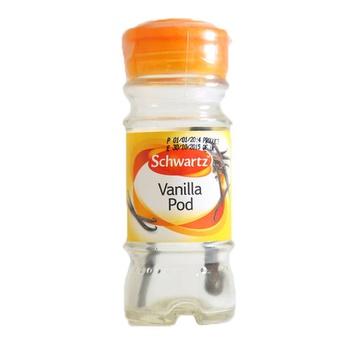 Schwartz Vanilla Pod 2g
