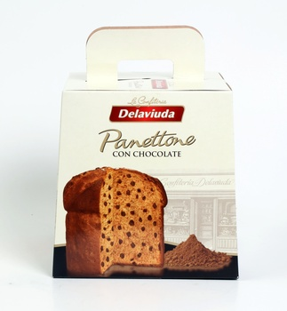 Delaviuda Chocolate Panettone 500g
