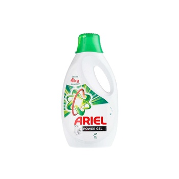 Ariel Automatic Power Gel Laundry Detergent Original Scent 2 ltr