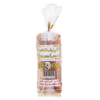 Golden Loaf bread Large