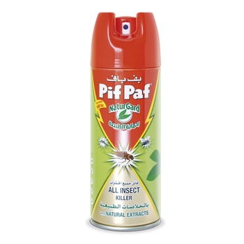 Pif Paf Naturgard Mosquitoes & Flyer Killer 400 ml