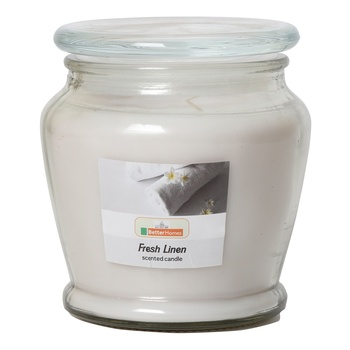 Better Homes Fresh Linen Candle 12oz