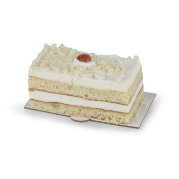 Vienna Bakery White Forest Portion