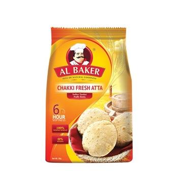 Al Baker Chakki Fresh Atta 3 x 2kg