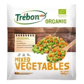 Trebon Organic Mixed Vegetable 400g