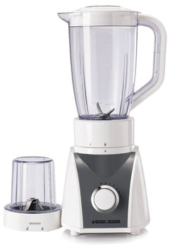 Black & Decker  Blender with Grinder Mill - BX560-B5