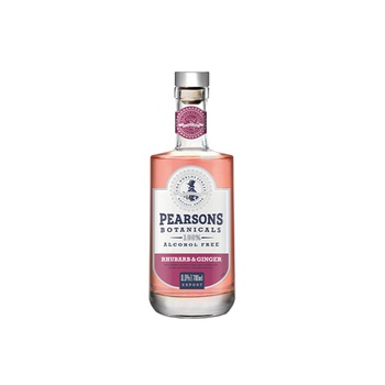Pearsons Rhubarb & Ginger 70cl