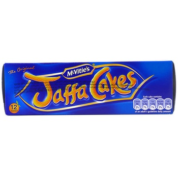 Mcvities Jaffa Cakes 1 X 12pcs