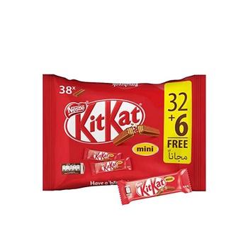 Kit Kat Mini Bag12X500g + 6 Bar Free