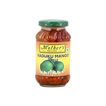 Mothers Recipe Kadku Mango Pickle 300G+33%Ex