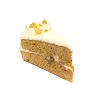 Sweet Temptation Carrot Slice Cake