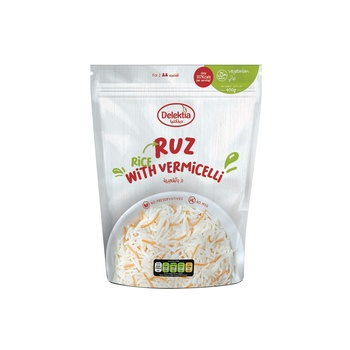 Delektia ruz with vermicelli (frozen) 500g