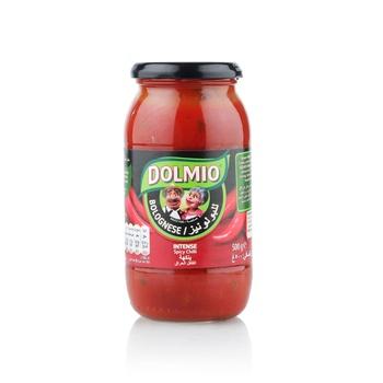 Dolmio Hot-Spicy Sauce 500g
