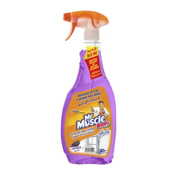 Windex Glass Cleaner Lavender 750ml
