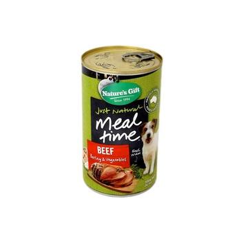 Natures Gift Beef Barley & Vegetables Dog Food 700g