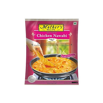 Mothers Recipe Ready To Cook Nawabi Chicken Masala 100g