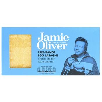 Jamie oliver free range egg lasagne 250g