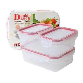 JCJ storage container 3 pcs set