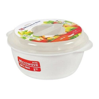 Microwave Bowl Container - 1.5 ltr