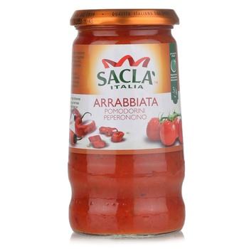 Sacla Tomato & Chilli Pasta Sauce 350g