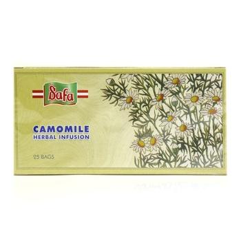 Safa Herbal Infusion Camomile 25pcs