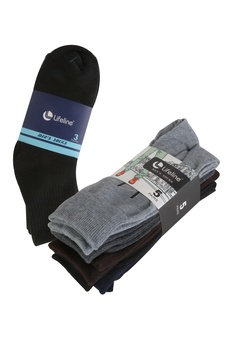Lifeline Formal Socks 5 pcs pack