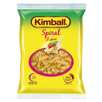 Kimball Spiral Pasta 400g