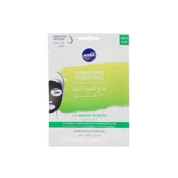 Nivea Face Urbn Skin Purifying Mask