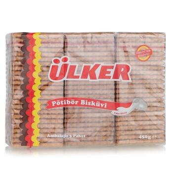 Ulker Biscuit Petit Beurre 450g