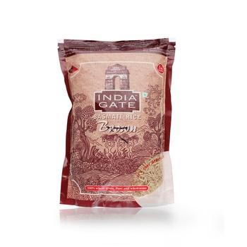 India Gate Basmati Rice Brown 1kg