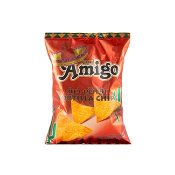 Amigo Tortilla Chips  Chilli 100g