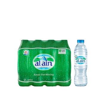 Al Ain Mineral Water 12X500ml