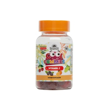 Sunshine N Cool Gummies Vitamin C 60s