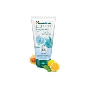 Himalaya Face Wash Oil Control Lemon 150ml